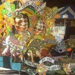 Junkanoo parade New Year's day