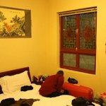 Habitación estándard con cama matrimonio