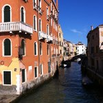 Side Street Canal, Venice - 31.12.2012