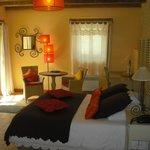 Chambre Grand Confort Terrasse