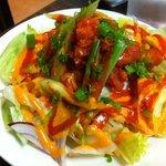 spicy tuna bowl YUM