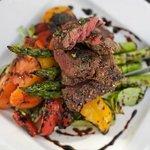 Sirlion Steak Salad