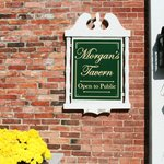 Morgan's Tavern Exterior