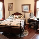 Homestead Room...optional private bath