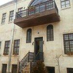 "A classical ""Konak"" (house-building) of Gaziantep!"