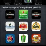 8 Draughts + 2 Czech Beer Specials