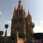 La Parroquia ~ The World Famous Church of San Miguel de Allende