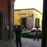 San Miguel de Allende's Starbucks