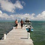 SunBreeze Hotel Dock