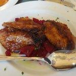 teryaki style baked fish