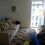 Livingroom & sofabed