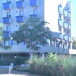 Hotel Paloma direttamente sulla spiaggia.