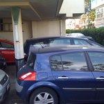 Parcheggio hotel (gratuito / posti limitati)