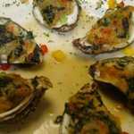 Oysters d' Antonio a House Special