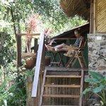 Terasse at Cabana Coco