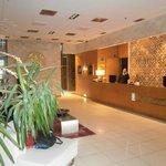 Marmara Hotel Lobby
