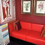 Red Room Sitting Area 2