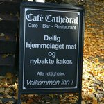 Cafe Cathedral Foto