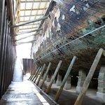 Beautiful old ship!