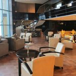 Gold Club Lounge, Fairmont Nile City - Cairo