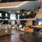 Fairmont Gold Club Lounge, Fairmont Nile City - Cairo