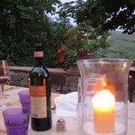 Dinner table, Tregole