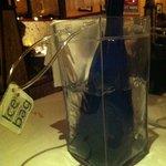 Bottle water in a bag