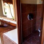 Bathroom and sinks