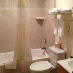 Bathroom Rm. 115