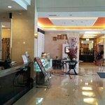 Lobby of Sri Petaling