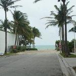 Praia pertinho