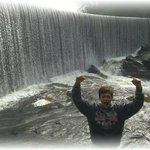 Outing to nearby falls
