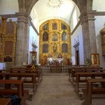 The main altar is a key attraction