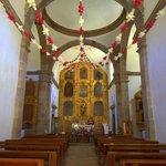 San Javier around Christmas
