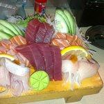 2 Mixed Sashimi combined