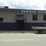 Denison Hotel Entrance