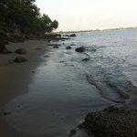 บริเวณทะเลเดินไกลมาด
