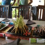our balinese xmas feast