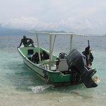 A dive excursion