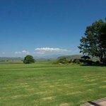 Moorcroft Manor lawn