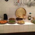 la cuisine de Rkia