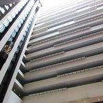 Inside Hilton Brisbane