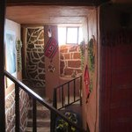 Corridor/stairs