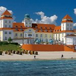 Photo de Travel Charme Kurhaus Binz