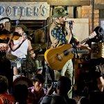 The Radio Kalahari Orkes playing at Potters Place
