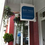 Bay Tree Guest House Entrance