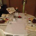 Room service (Sirloin steak)
