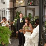 Wedding at Casa Carmen