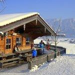 Skilifthütte Kesselalm Inzell