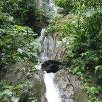 Waterfall hike.